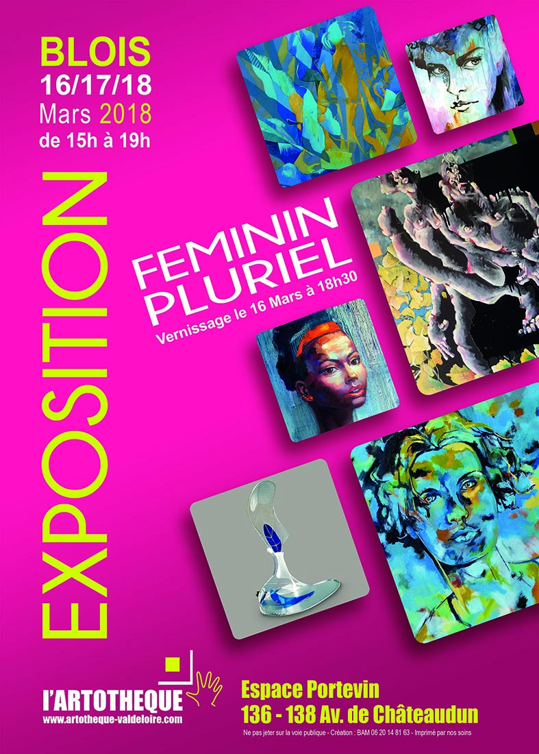 Exposition FEMININ - PLURIEL